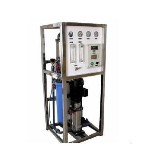 100LPH RO Water Treatment Plant