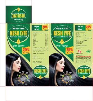 Kesh Lyfe Hair Oil