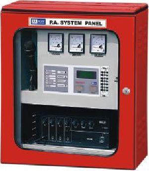 Automatic Fire Alarm Cum P.a System