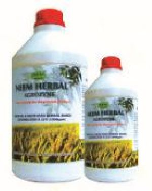 NEEM HERBAL AGROZYME (NEEM OIL FOR PLANTS)