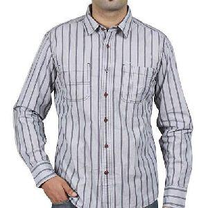 Mens Striped Shirts