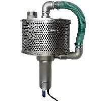 Self Cleaning Strainers