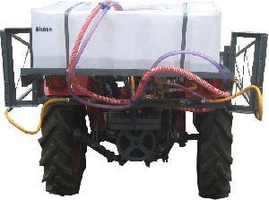 Mini Tractor Boom Sprayer