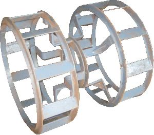 Mini Tractor Cage Wheel