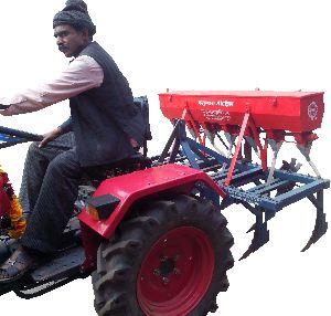 Mini Tractor Seed Drill