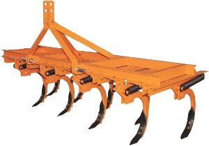 Big Tractor Spring Loaded Cultivator