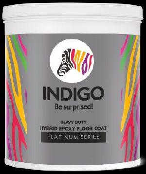 Platinum Series Hybrid Epoxy Floor Indigo Paint