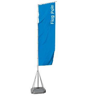 5 Mtr. Flag Poles