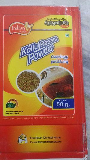 Kollu Rasam Powder