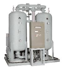 heatless desiccant air dryers