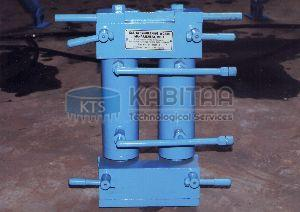 Double Acting Hydraulic Tank Jack