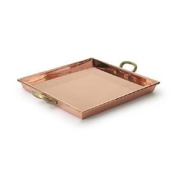 Copper Square Tray