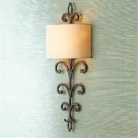 Iron Wall Sconces