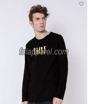 Bewakoof Full Sleeve T-Shirt
