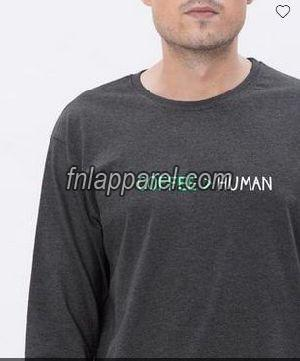 Coffee Over Human Full Sleeve T-Shirt