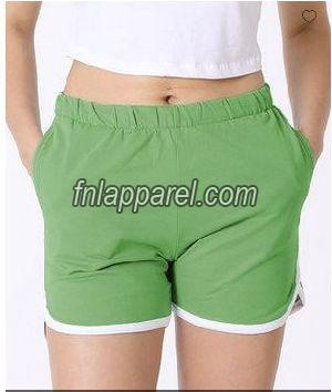 Ladies Fleece Shorts
