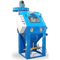 Synco Wet Blasting Machine