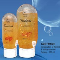 Angel Tuch Almond Face Wash