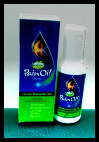 Saptrishi Pain Relief Oil