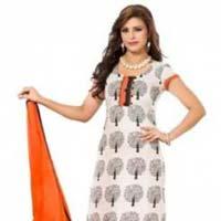 Ladies Silk Chudidhar Suits