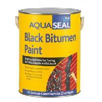 Black Bitumen Paint