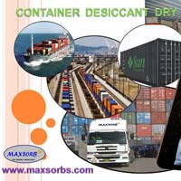 Shipping Cargo Dry Max Desiccants Pack