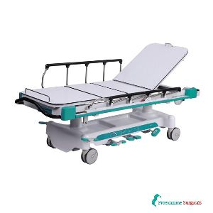 5 Functions Hydraulic Stretcher Trolley