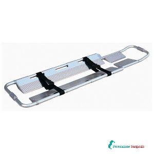 Aluminum Breakaway Scoop Stretcher