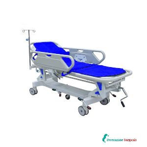 Manual 2 Functions Emergency Stretcher Trolley