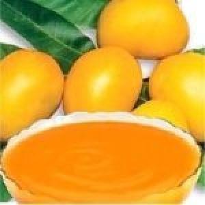 Processed Mango Pulp