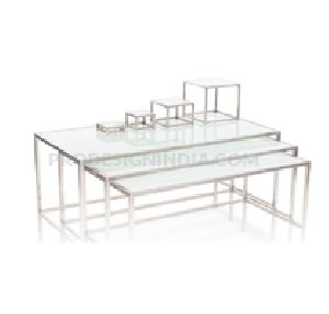 Buffet-table Stainless-steel