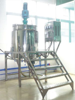 Liquid Detergent Making Machine