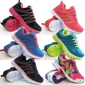 Ladies Running Sports Shoes