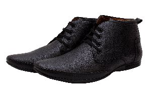 Mens High Ankle Formal Shoes
