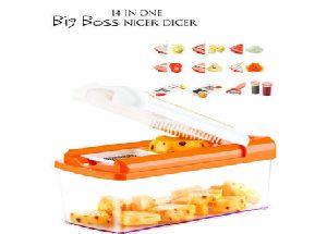 Food Slicer 14 In One Big Boss Nicer Dicer