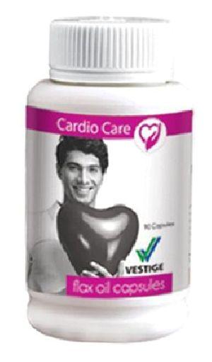 Cardio Care Flax Seed Oil Capsules