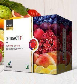 X-tract F Fruit Powder