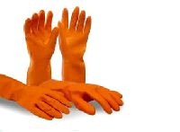 Industrial Rubber Gloves