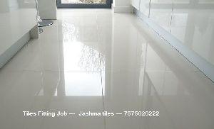 Flooring Job Work