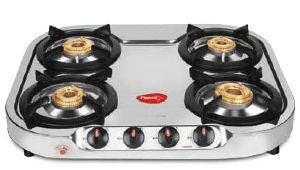 Pg4110 Dt Elegance Stainless Steel Gas Stove