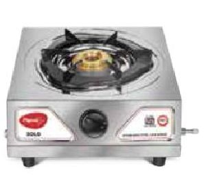 Solo Stainless Steel Gas Stove