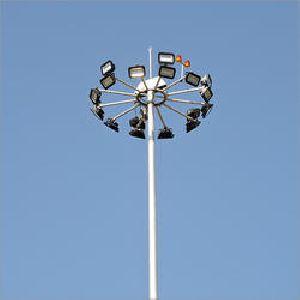 Electric High Mast Lights