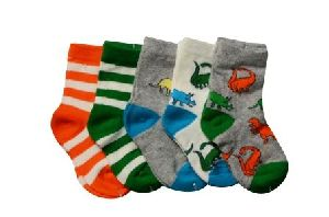 Kids Socks With Different Designs