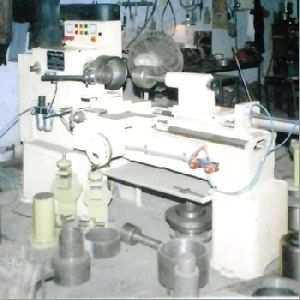 Pneumatic Cooker Edge Bending Machine