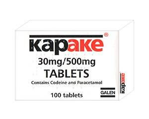 kapake 30/500 painkiller