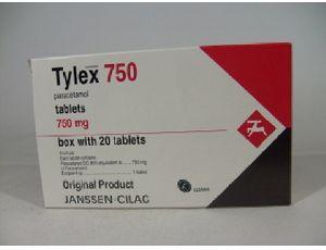 TYLEX 750 MG