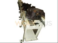 Gravity Roller Conveyors With Swing Gate