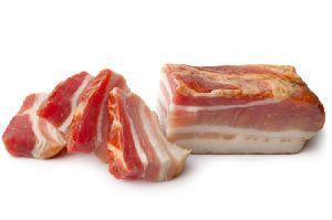 Frozen Pork Bacon