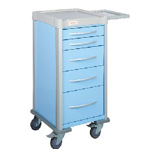 Hospital Crash Cart Medica - Cabinet