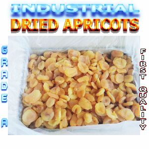 INDUSTRIAL TYPE DRIED APRICOTS